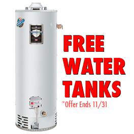 Chicago Hot Water Heaters on Sale